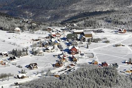 Malá Úpa Ski Resort by: Martin Bucek