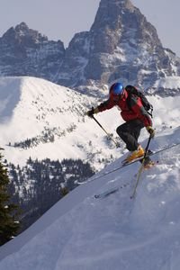 Weibo at Targhee, Grand Targhee photo