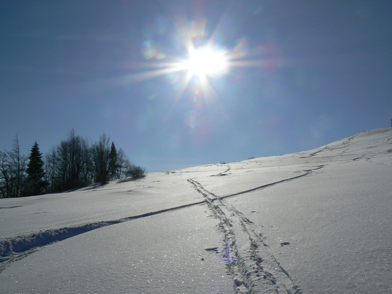 Slavsko snow