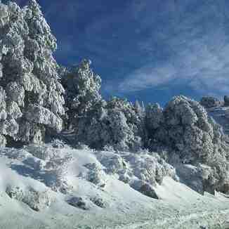 invierno 2010/11, Sierra Nevada