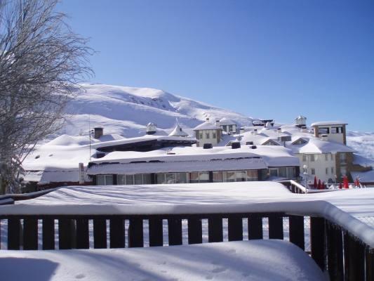 desde el balcon, Sierra Nevada