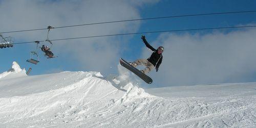 Gran Sasso Ski Resort by: bottino