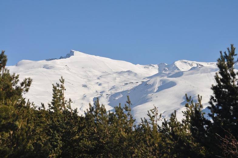 Afbeeldingsresultaat voor veleta sierra nevada