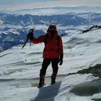 Peak of Damavand-6-Dec-2011, Mount Damavand