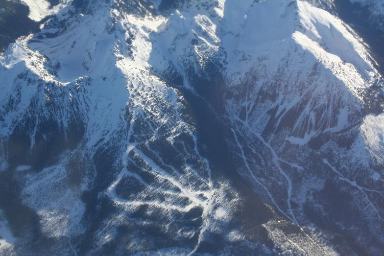 Mount Cain snow