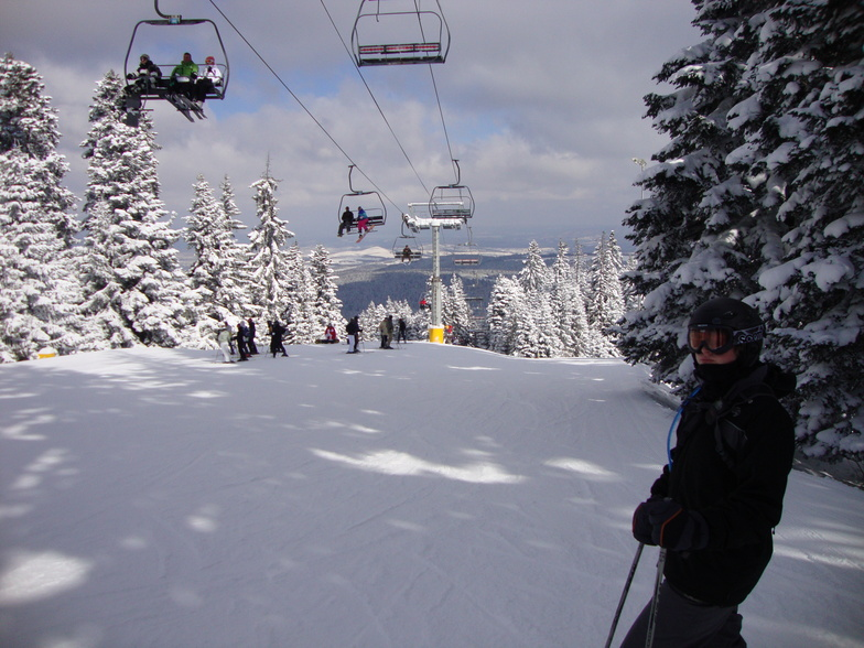 Reese, Borovets