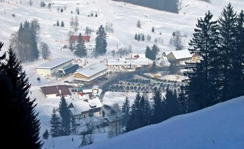 Oberstaufen/Steibis/Imberg snow