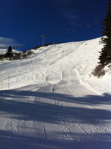 Praz Sur Arly Ski Resort by: gary davidson