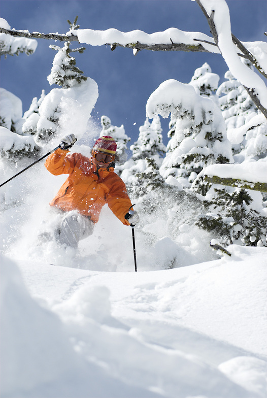 All Smiles!, Red Mountain Resort