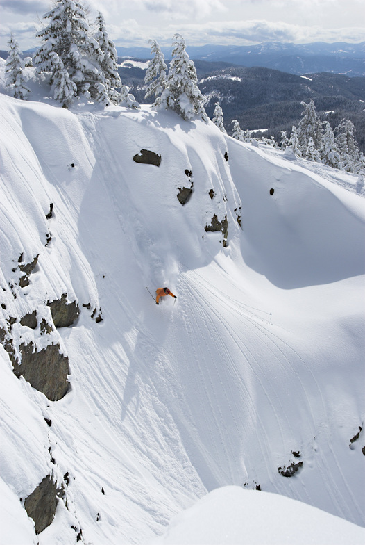 Gorgeous Lines, Red Mountain Resort