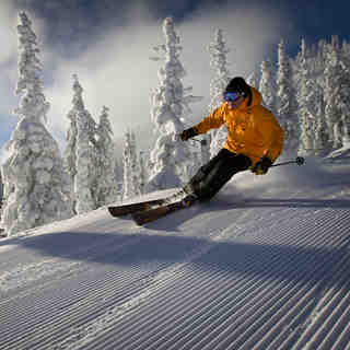 Groomer, Red Mountain Resort