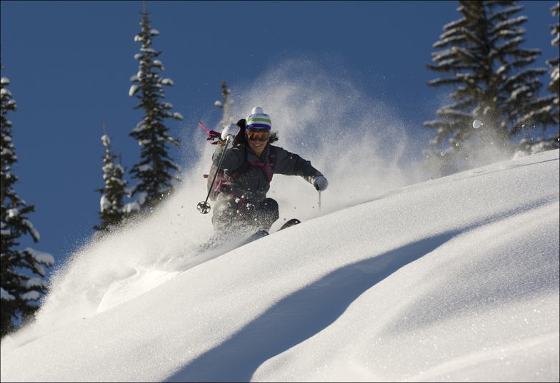 Powder, Red Mountain Resort