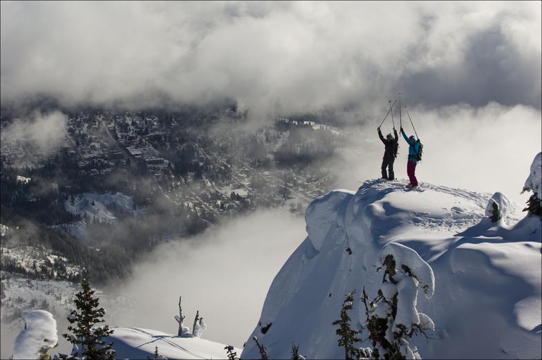 Mt.Roberts, Red Mountain Resort