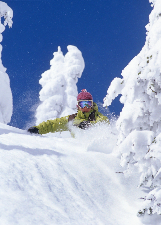Waist Deep, Red Mountain Resort