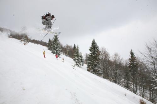 Podobovets Ski Resort by: Anton Iakovina