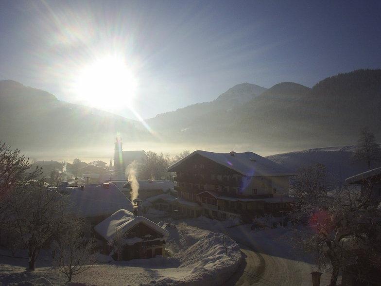 Soll Sunrise with Hotel Modlinger, Söll
