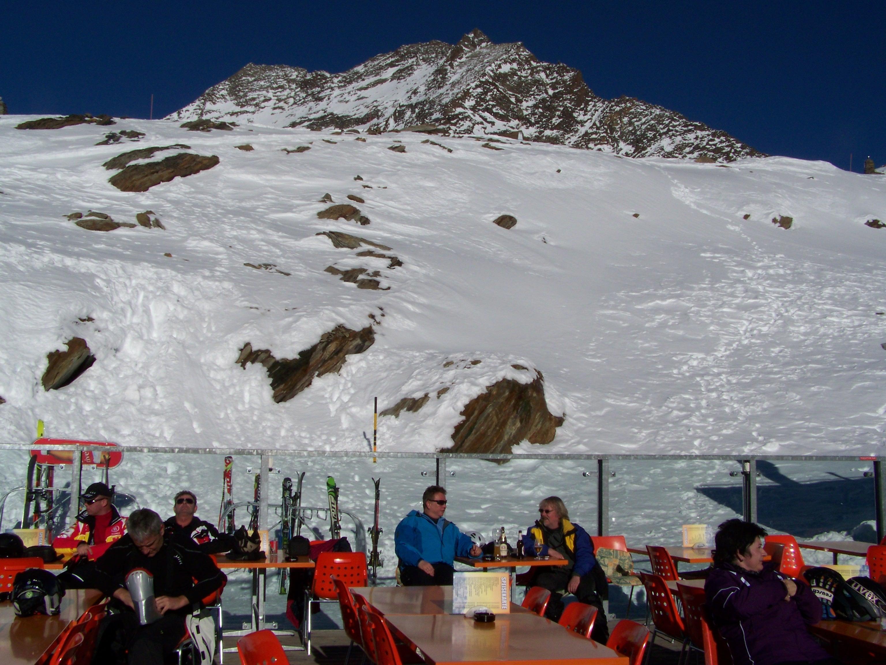 Saas Grund Οδηγός Χιονοδρομικού Κέντρου