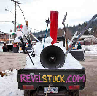 Revelstuck in Revelstoke, Revelstoke Mountain Resort