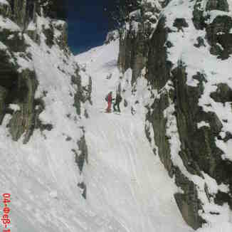 free ski velouxi, Karpenisi