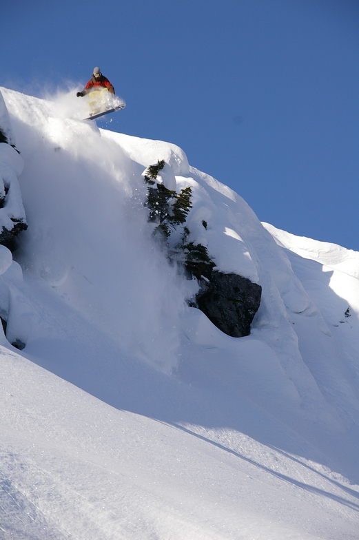 Visit from Standard Films, Northern Escape Heli Skiing