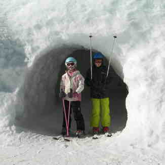 Giant Igloo, Wagrain