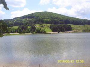 Lake Krushevo photo