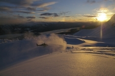 Northern Escape Heli Skiing Ski Resort by: Chad Hamilton