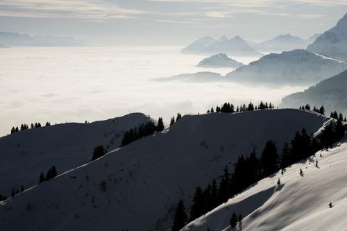 La Giettaz Ski Resort by: Chalet La Giettaz