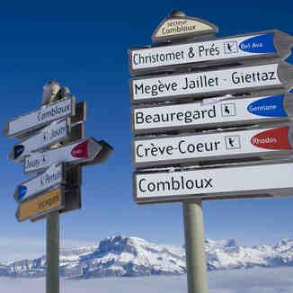 La Giettaz ski area