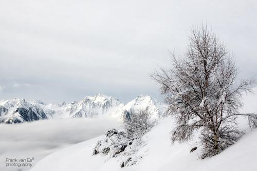 Saint François Longchamp Ski Resort by: frank van Es