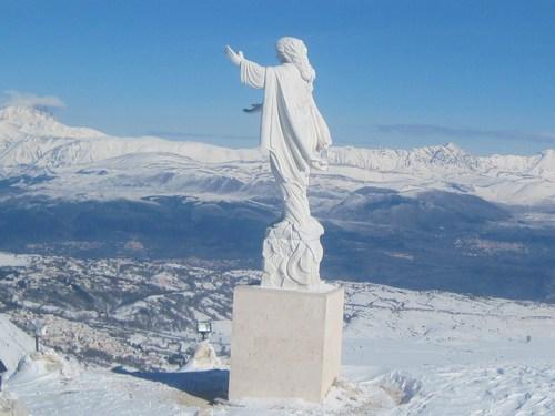 Campo Felice-Rocca di Cambio  Reiseführer Skiort
