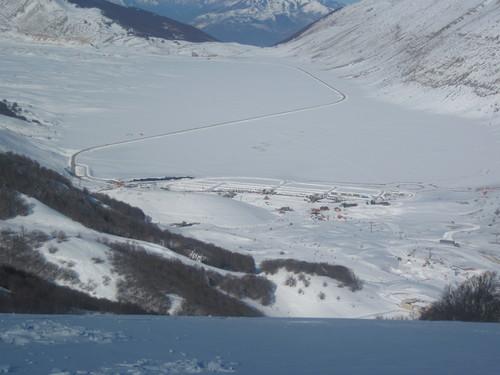 Campo Felice-Rocca di Cambio Ski Resort by: Giovanni Demirgian Loyman
