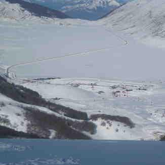 Un mare di neve e di sole, Campo Felice-Rocca di Cambio