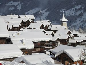Grimentz village photo