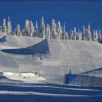 telus park, Big White
