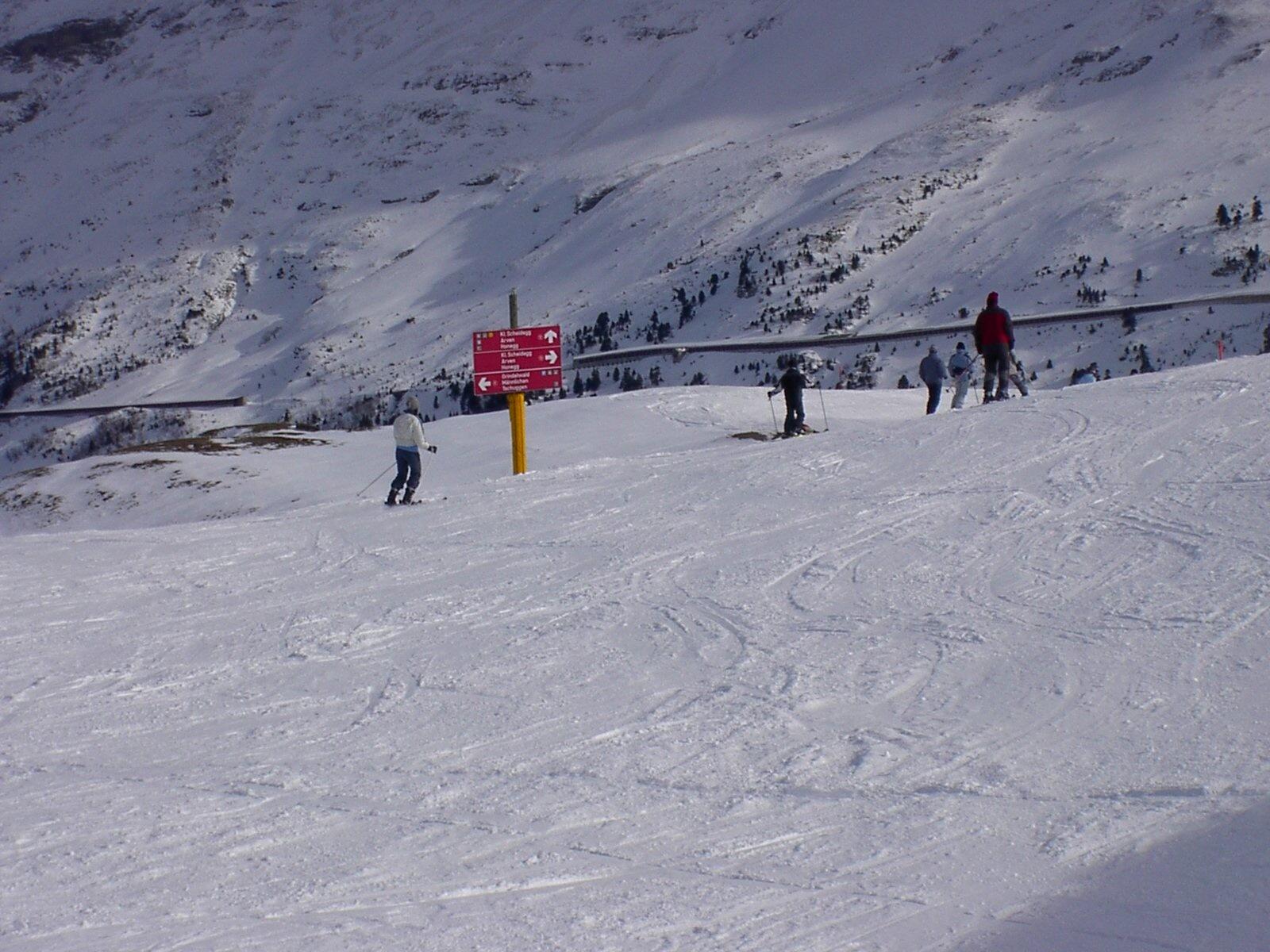 Jungfraujoch, Grindelwald