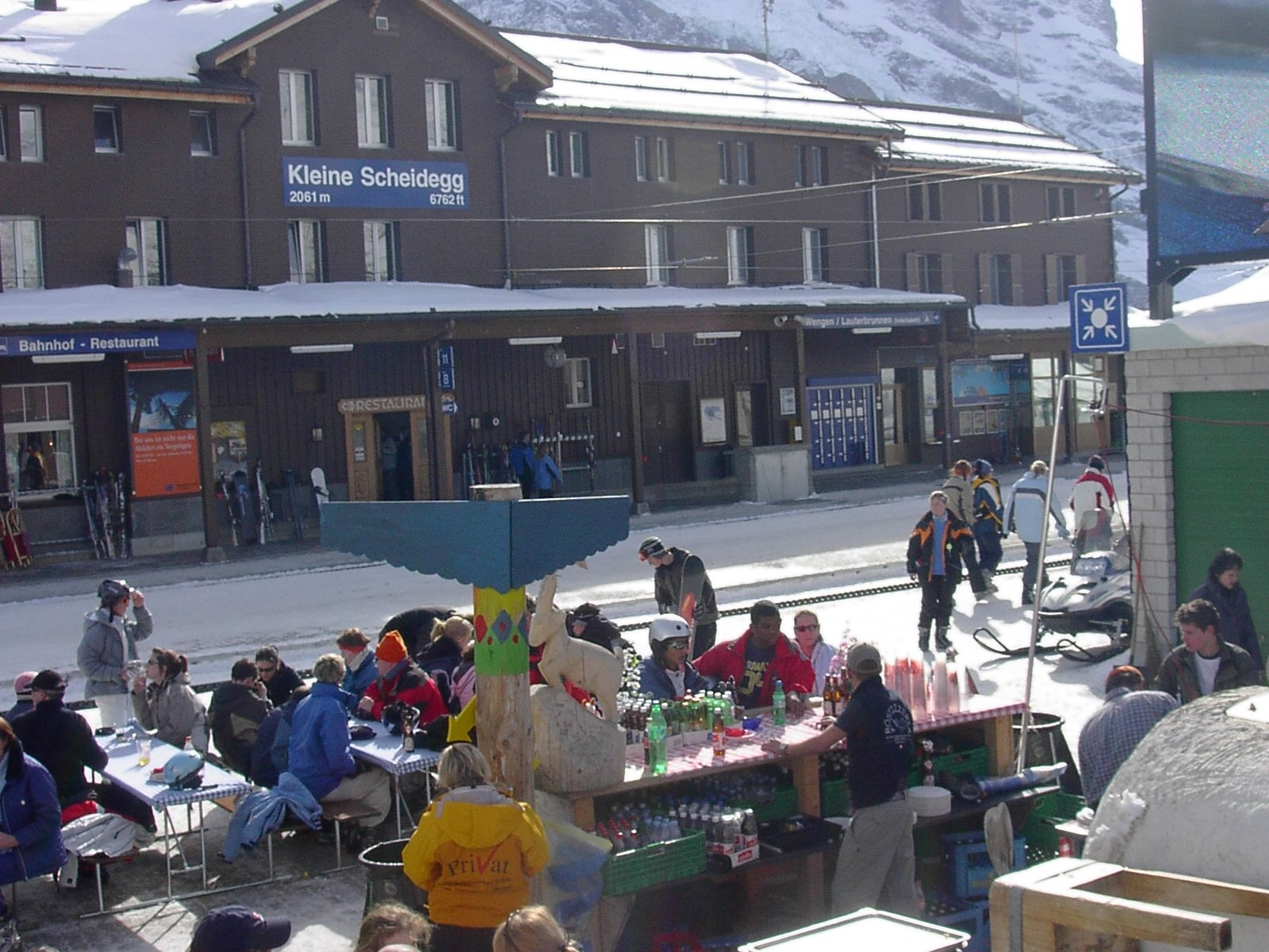 Grindelwald - Jungfraujoch