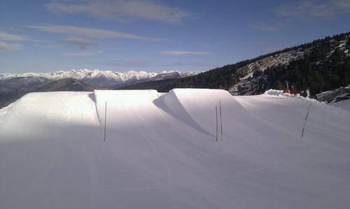 Port-Ainé Ski Resort by: Ricard Palou