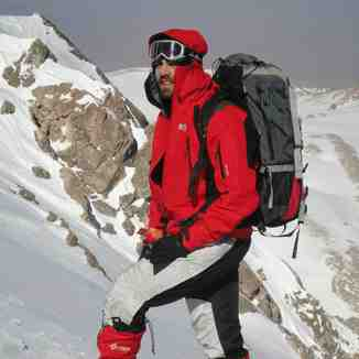 Ali Farid, Mount Damavand