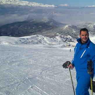 parnassos -  kostas, Mount Parnassos