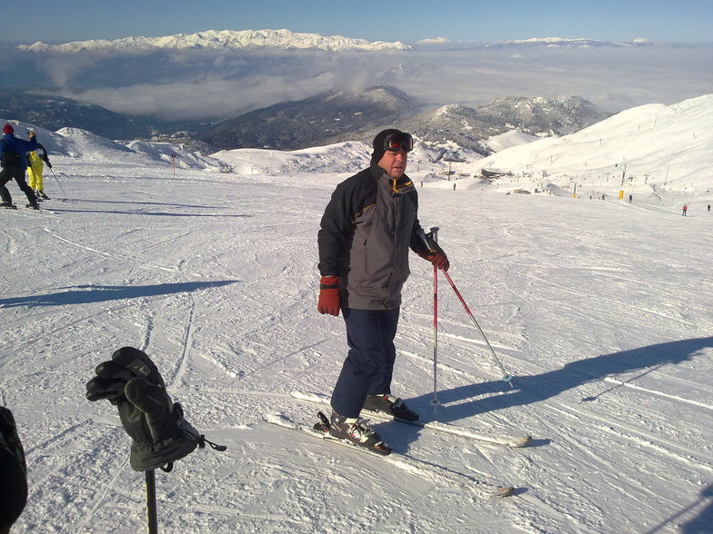 2200 m KELARIA, Mount Parnassos