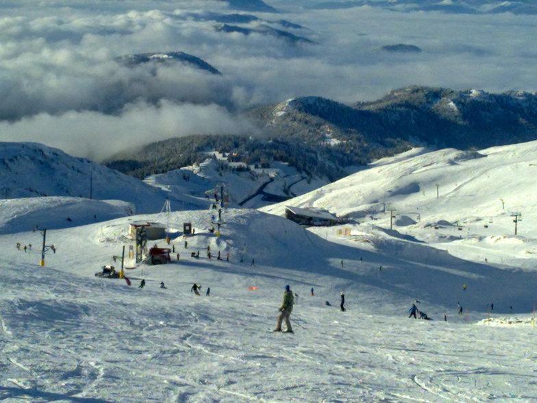 K E L A R I A      -2250m-, Mount Parnassos