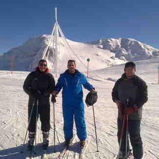 2250m KELARIA ( SPIROS-KOSTAS-DIMITRIS ), Mount Parnassos