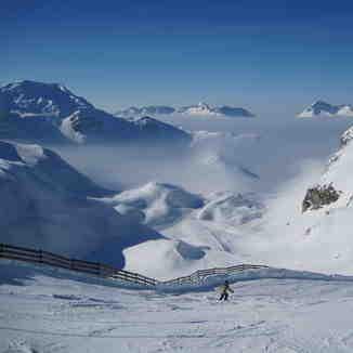 Madloch-Joch to Zug, Lech