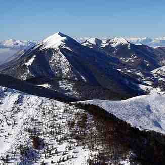 View from Brezovica