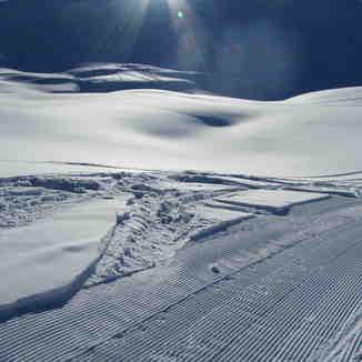 Dizin area , Thu. Dec. 29,2011