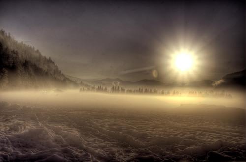 St Johann in Tirol Ski Resort by: richard downes