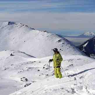 Panorama skier, Brezovica