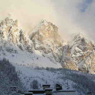 Corvara, Alta Badia, Italy, Jan 2007, Corvara (Alta Badia)