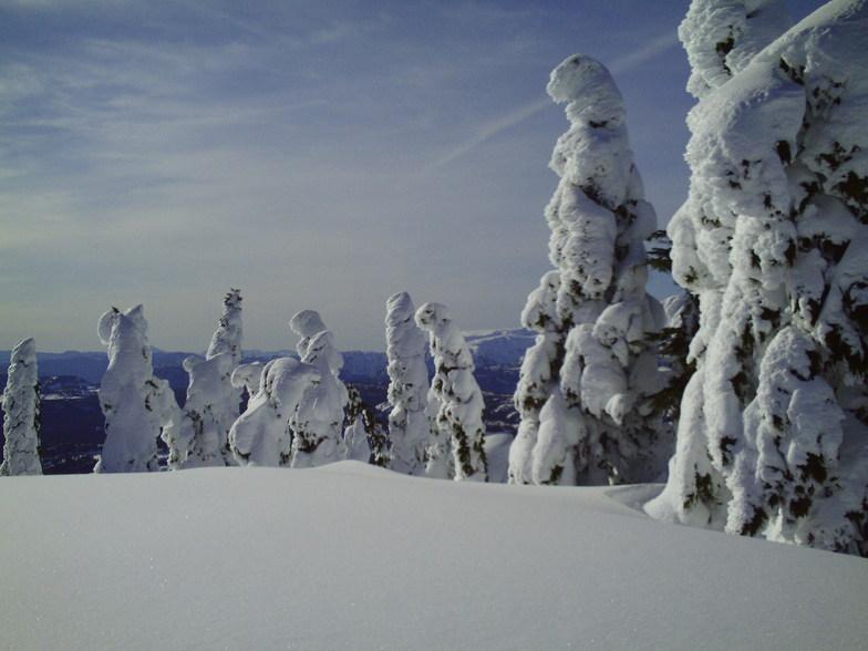 wish you were here, Mount Washington